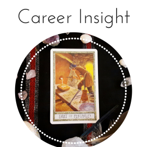 Career Tarot Reading For Job Insight