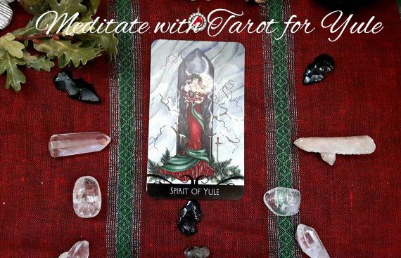 Yule Tarot Reading - Yule Celebrations