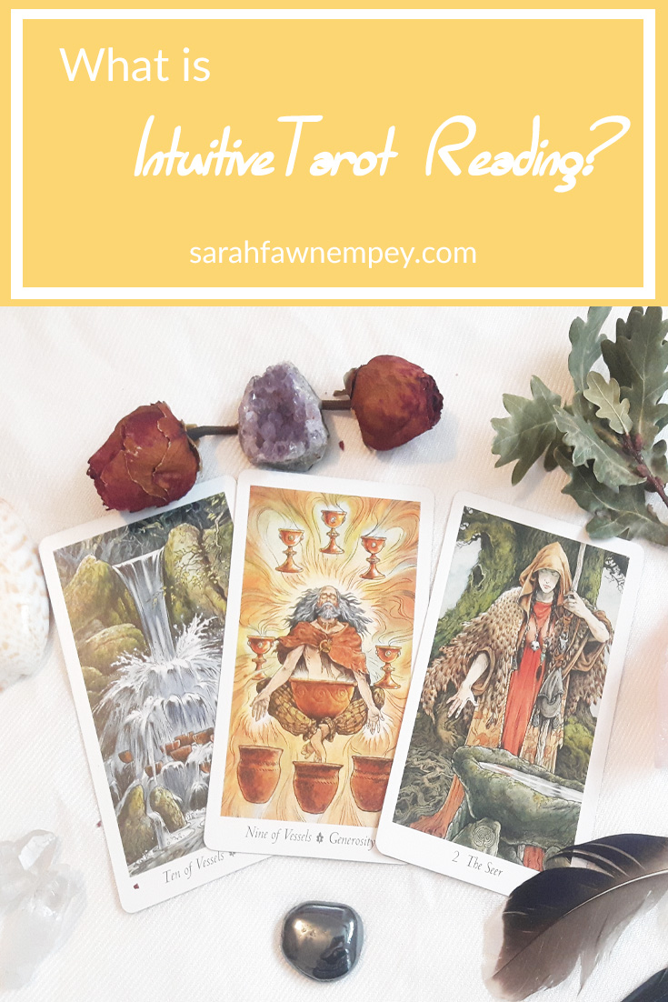 What is Intuitive Tarot Reading