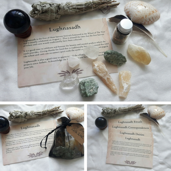 Witchcraft Spell Kits