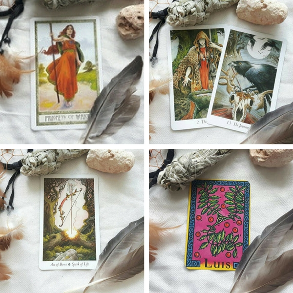 Tarot Readings By Sarah Fawn Empey or Itty Bitty Celtic Witch